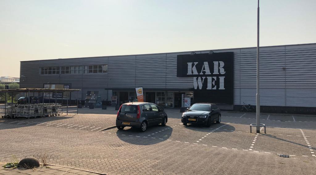 Karwei winkel in Capelle aan den IJssel